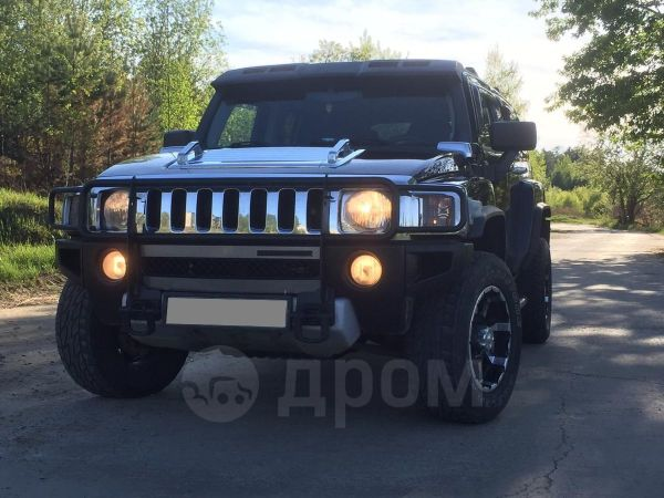 Hummer H3, 2009 год, 1 250 000 руб.