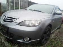 Абакан Mazda3 2004