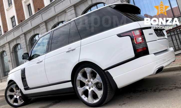 Land Rover Range Rover, 2017 год, 4 900 000 руб.