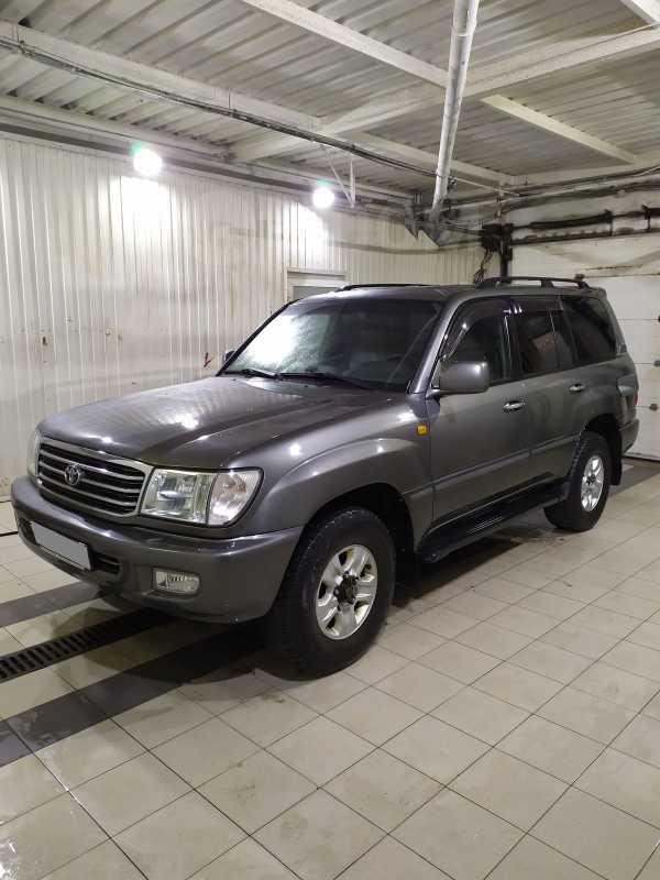 Toyota Land Cruiser, 2001 год, 890 000 руб.