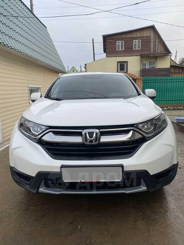 Honda CR-V, 2017 год, 1 700 000 руб.