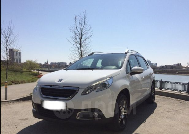 Peugeot 2008, 2014 год, 550 000 руб.
