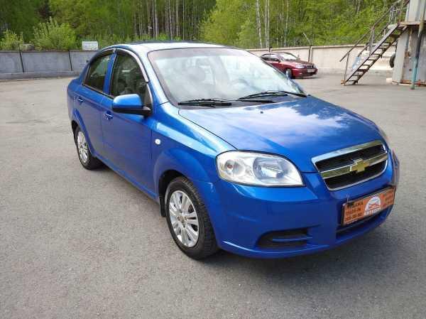 Chevrolet Aveo, 2007 год, 227 000 руб.