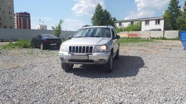 Jeep Grand Cherokee, 2003 год, 395 000 руб.