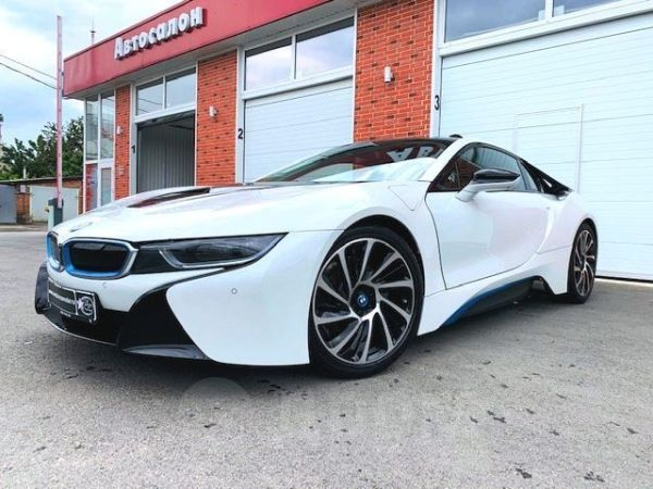BMW i8, 2016 год, 5 290 000 руб.