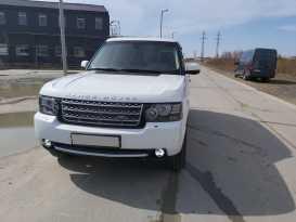 Губкинский Range Rover 2012