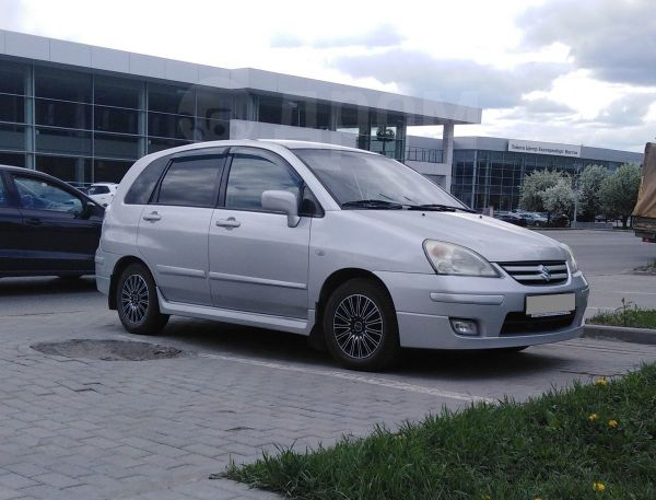 Suzuki Liana, 2005 год, 245 000 руб.