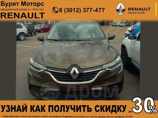 Renault Arkana, 2019 год, 1 202 000 руб.