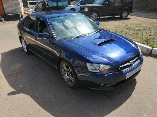 Subaru Legacy B4, 2005 год, 170 000 руб.