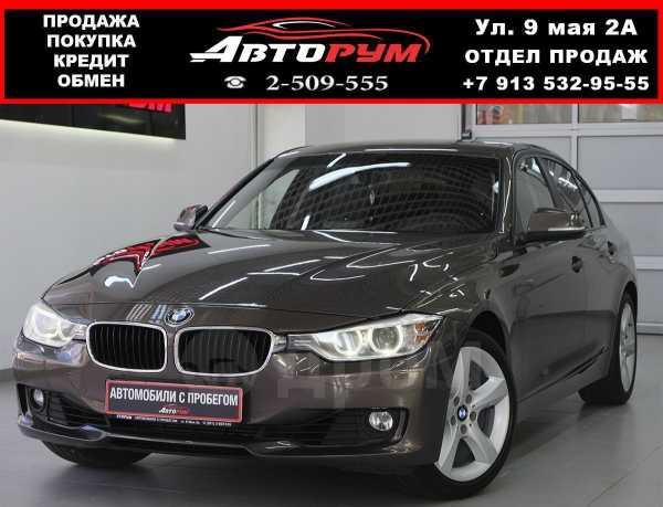 BMW 3-Series, 2013 год, 897 000 руб.