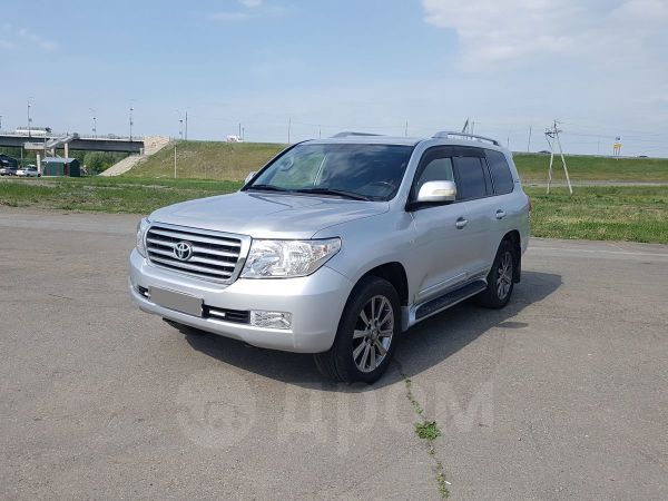 Toyota Land Cruiser, 2011 год, 1 840 000 руб.