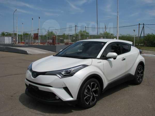 Toyota C-HR, 2017 год, 1 375 000 руб.