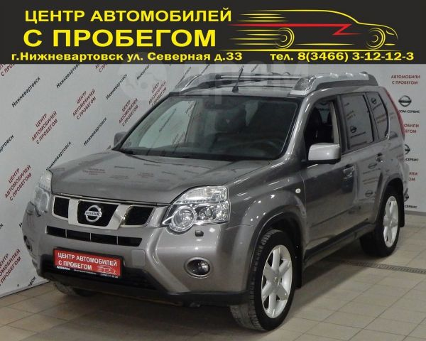Nissan X-Trail, 2012 год, 929 000 руб.