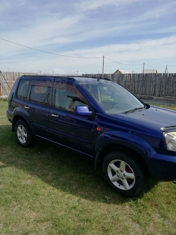 Nissan X-Trail, 2002 год, 395 000 руб.