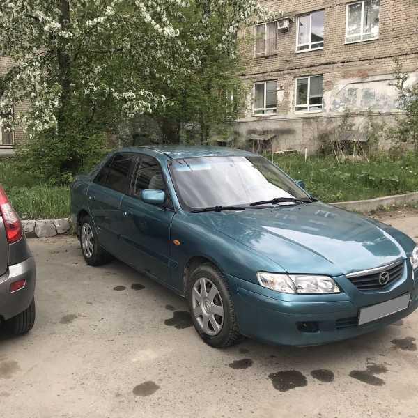 Mazda 626, 2002 год, 173 000 руб.