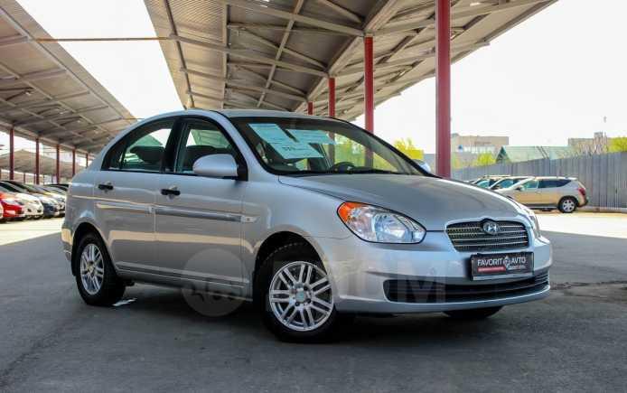 Hyundai Verna, 2006 год, 319 000 руб.