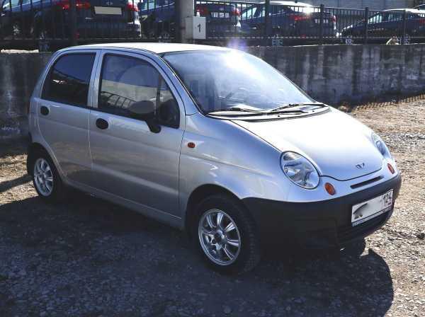 Daewoo Matiz, 2011 год, 199 000 руб.