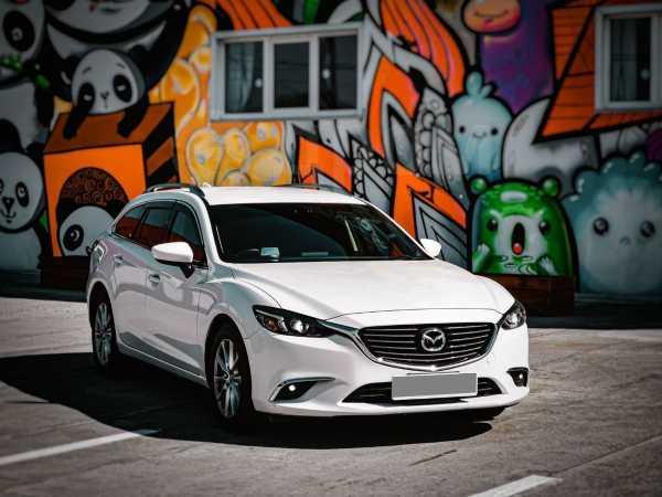 Mazda Atenza, 2016 год, 1 080 000 руб.
