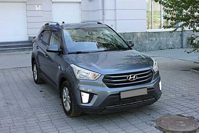 Hyundai Creta, 2016 год, 867 000 руб.