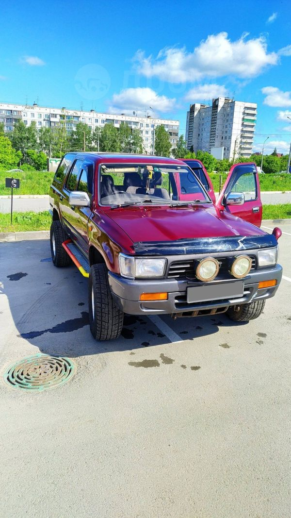 Toyota Hilux Surf, 1989 год, 350 000 руб.