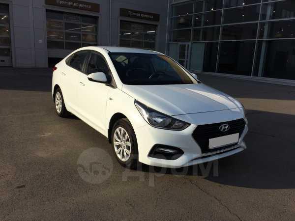Hyundai Solaris, 2018 год, 775 000 руб.