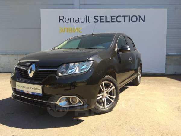 Renault Logan, 2015 год, 400 000 руб.