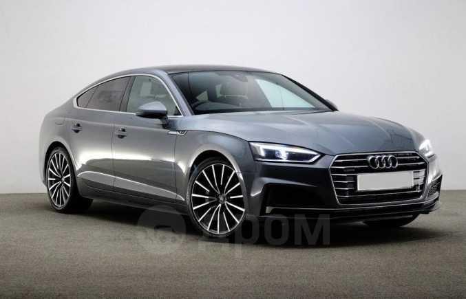 Audi A5, 2018 год, 2 220 000 руб.