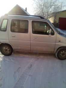 Иркутск Wagon R Wide 1998