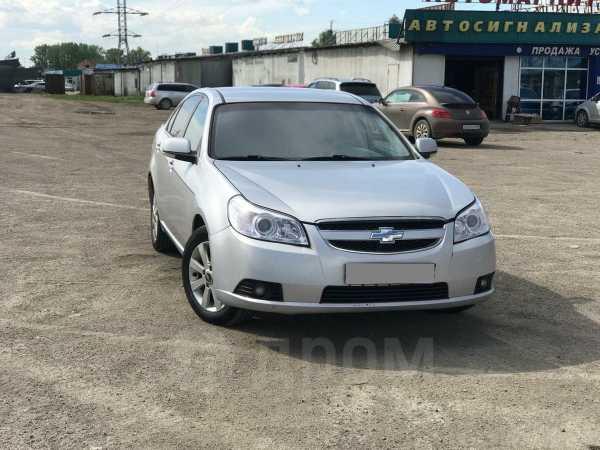 Chevrolet Epica, 2012 год, 357 000 руб.