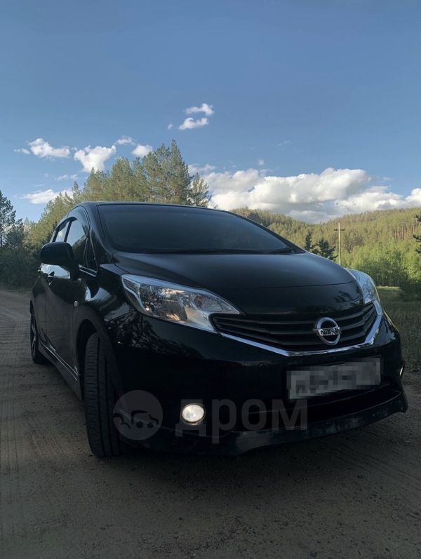 Nissan Note, 2014 год, 545 000 руб.