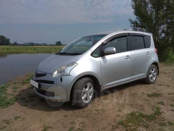 Toyota Ractis, 2006 год, 395 000 руб.