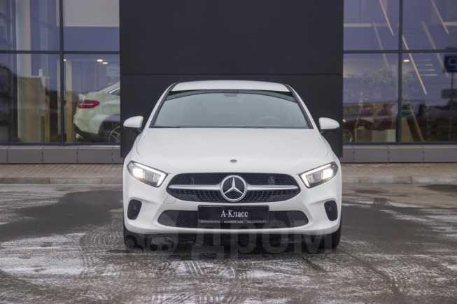 Mercedes-Benz A-Class, 2019 год, 1 970 000 руб.