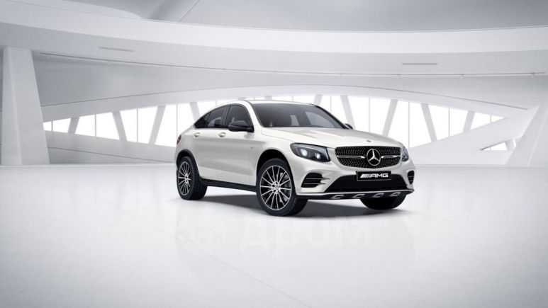 Mercedes-Benz GLC Coupe, 2018 год, 4 852 000 руб.