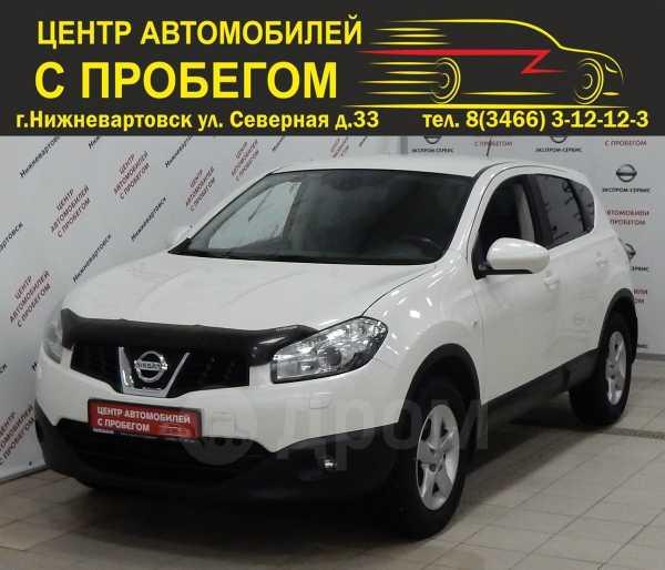 Nissan Qashqai, 2013 год, 655 000 руб.
