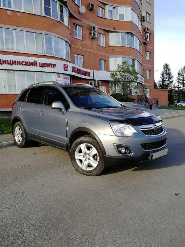 Opel Antara, 2013 год, 619 000 руб.
