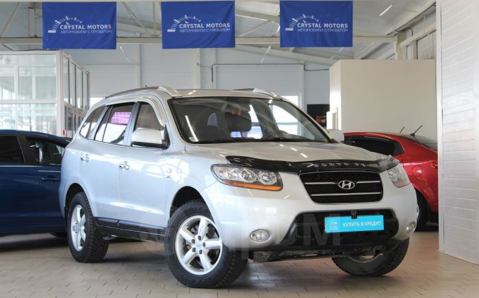 Hyundai Santa Fe, 2009 год, 679 000 руб.