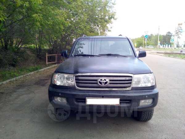 Toyota Land Cruiser, 1998 год, 699 000 руб.