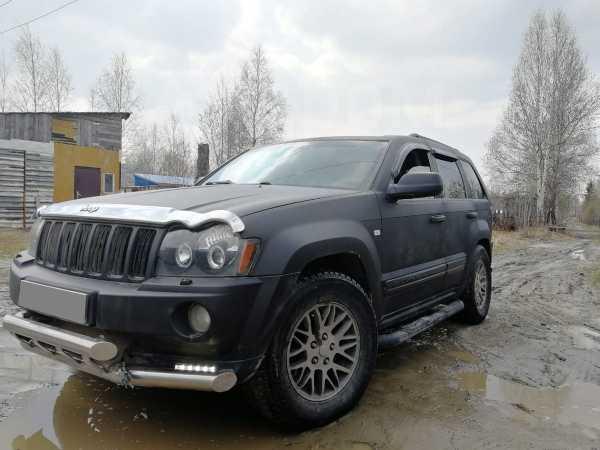 Jeep Grand Cherokee, 2007 год, 730 000 руб.