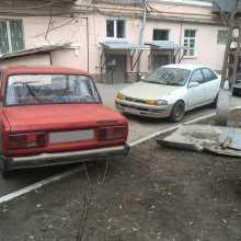 Челябинск Carina 1993