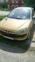 Peugeot 206, 2003 год, 199 999 руб.