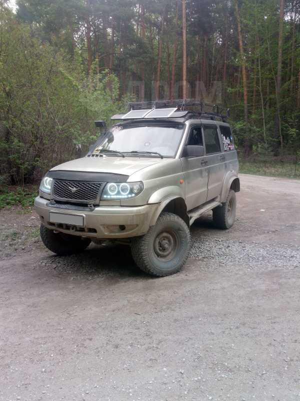 УАЗ Патриот, 2009 год, 370 000 руб.