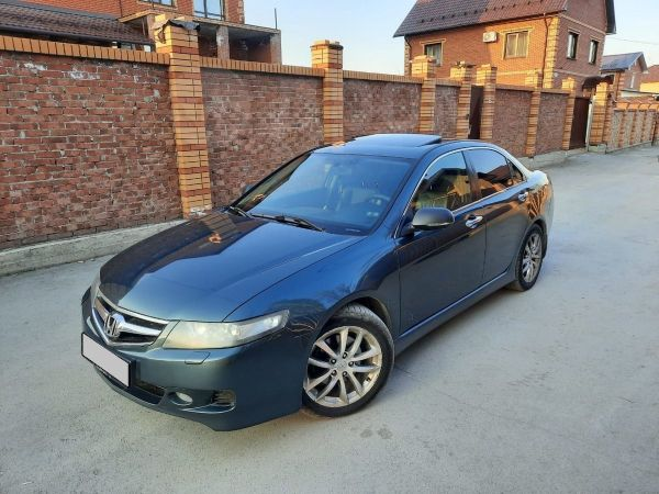Honda Accord, 2005 год, 438 000 руб.