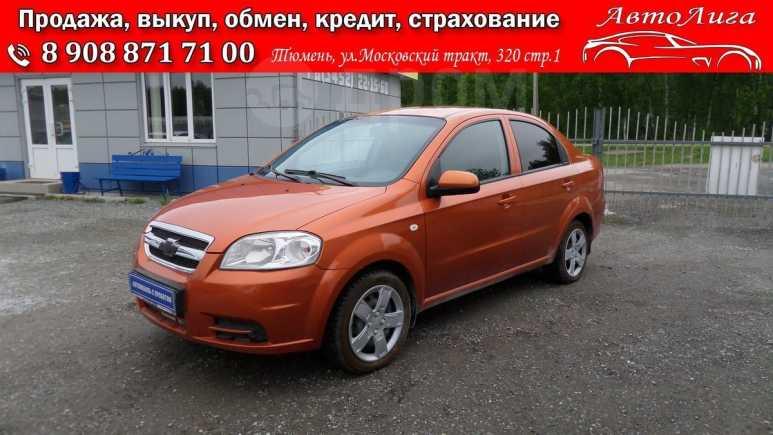 Chevrolet Aveo, 2007 год, 298 000 руб.