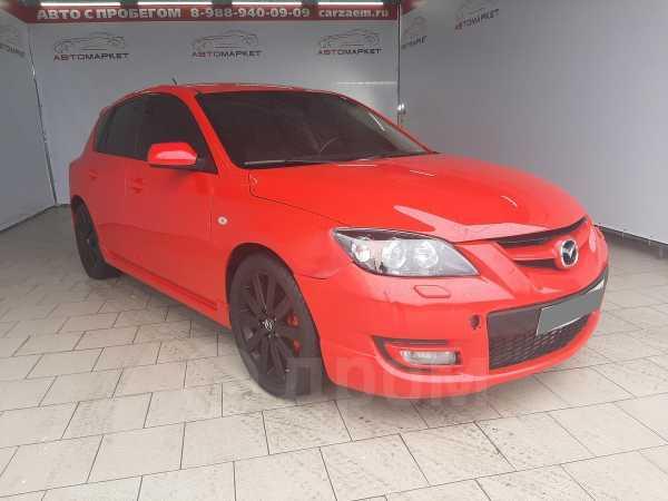 Mazda Mazda3 MPS, 2007 год, 320 000 руб.
