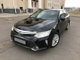 Улан-Удэ Toyota Camry 2014