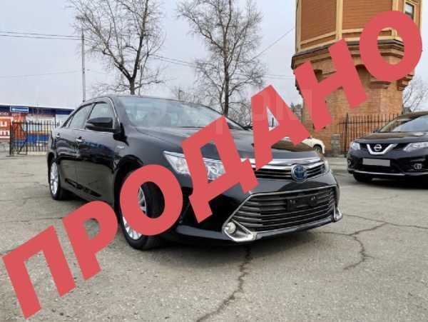 Toyota Camry, 2014 год, 1 345 000 руб.