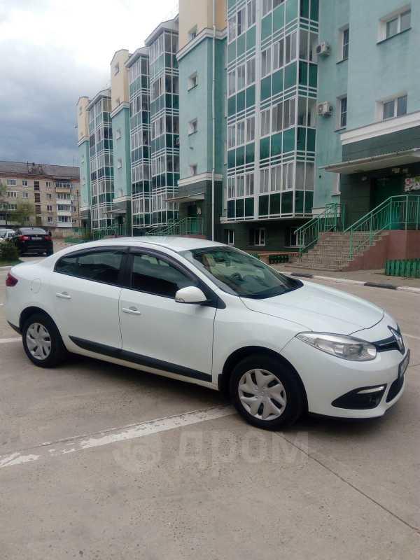 Renault Fluence, 2014 год, 415 000 руб.