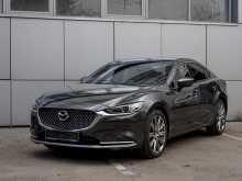 Москва Mazda6 2019
