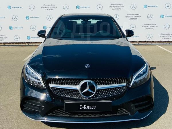 Mercedes-Benz C-Class, 2019 год, 2 413 000 руб.