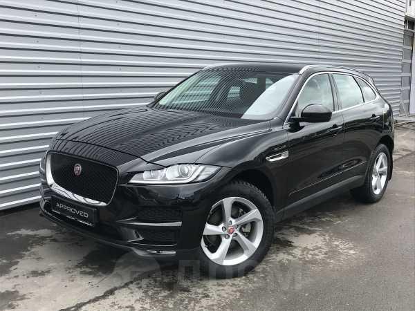 Jaguar F-Pace, 2018 год, 3 750 000 руб.